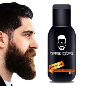 Urbangabru Beard Oil Natural Growth Softener - Conditioner - 30 Ml